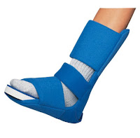 night splint for heelspur