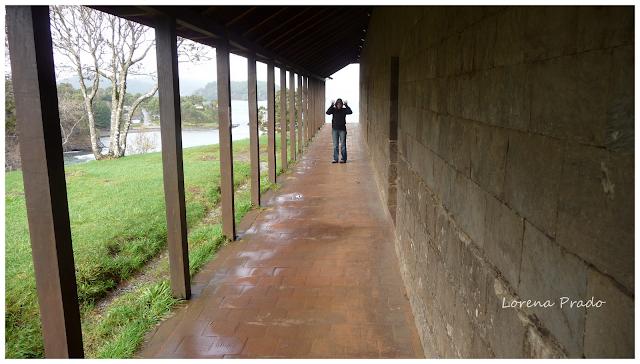 Museo de Sitio Fuerte Niebla, Valdivia Chile