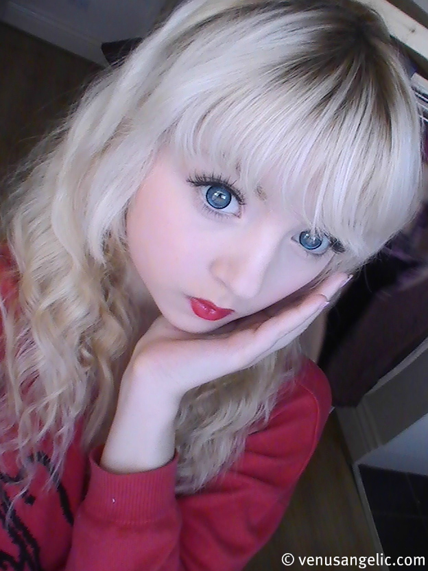 Venus Angelic Official Blog Amp Site My Hime Cut
