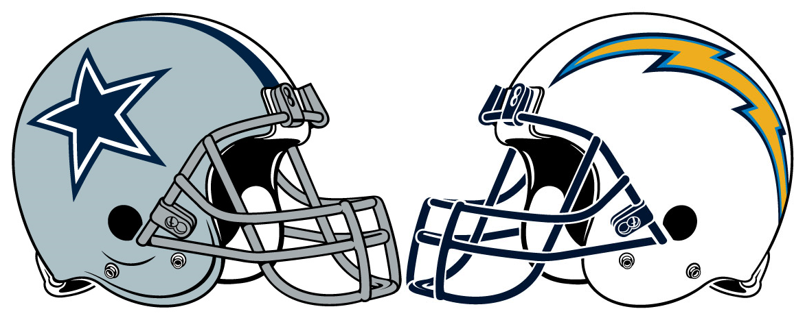 San Diego Football Network Chargers Top Dallas 27 7 In