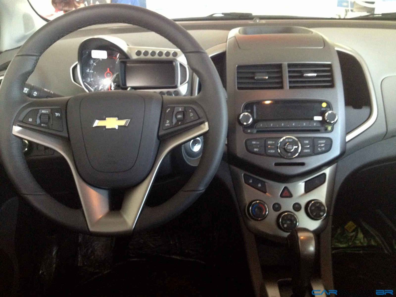 Chevrolet Sonic Interior Painel 2017 2018 Best Cars Reviews