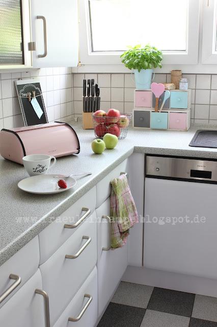 fr ulein lampe gruss aus der k che und die gewinner. Black Bedroom Furniture Sets. Home Design Ideas