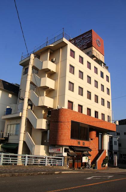 Hotel New Tamaya, Usuki, Oita Prefecture, Japan