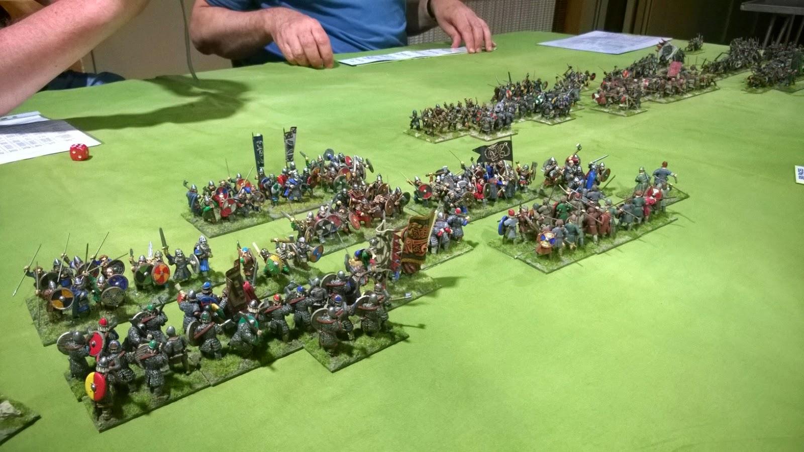 hordes of the things saxon viking mega game