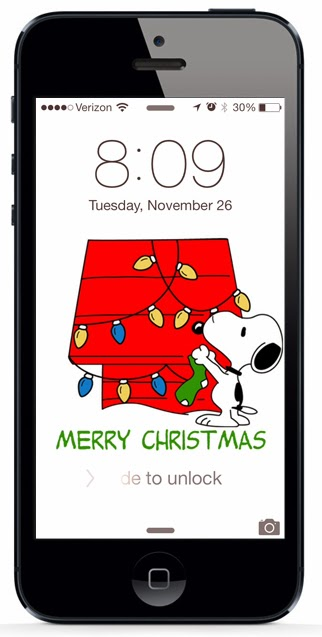 Free Snoopy Wallpaper