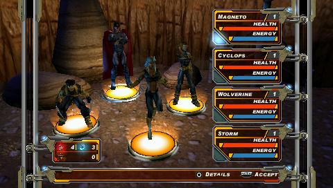 All Free Download X MEN Legends II