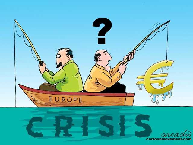 euorpean crisis The euro-zone has deep and abiding problems it is kidding itself if it believes that its recurring financial crises are gone all of the troubled countries involved seem to prefer austerity to reform and so will continue to fail.