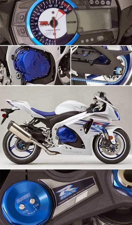 Suzuki GSX R1000 Limited Edition