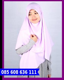 hijab segi empat gaul