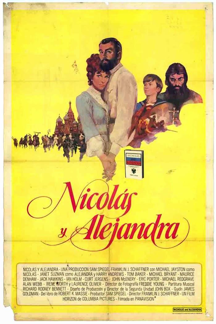 Nicolás y Alejandra
