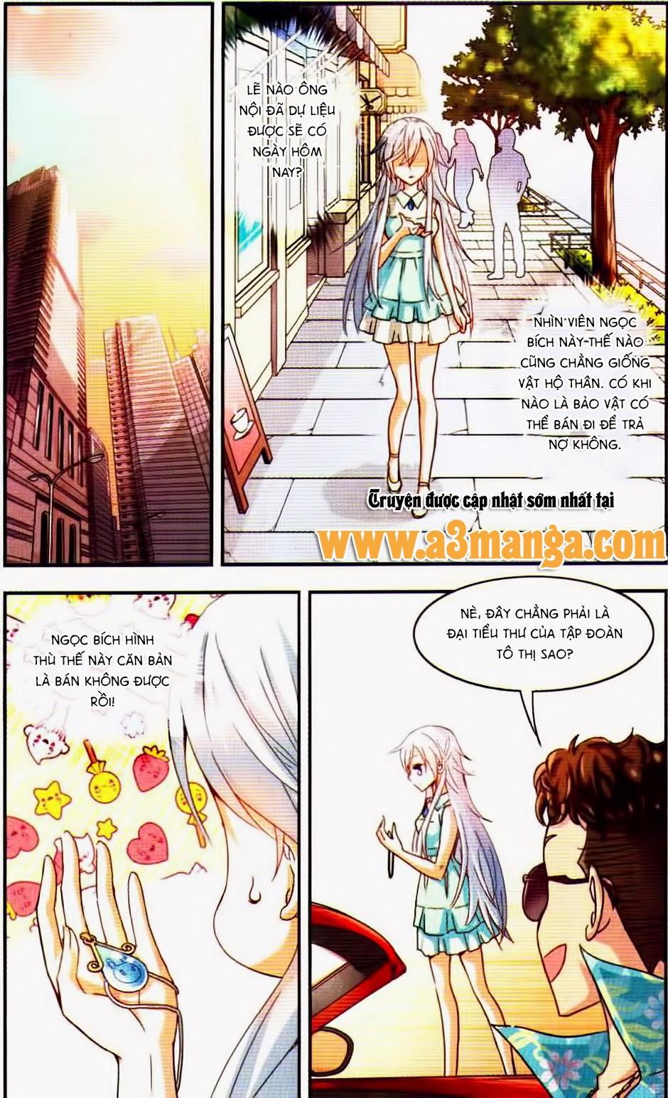 Tô Tịch Kỳ Quái Chap 1 - Trang 5