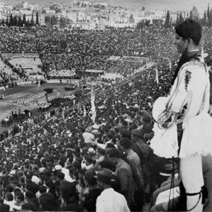 Ceremonia Apertura de Atenas 1896