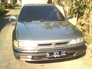 Honda Maestro 1990 Apple Grey, cuma 48jt, NEGO