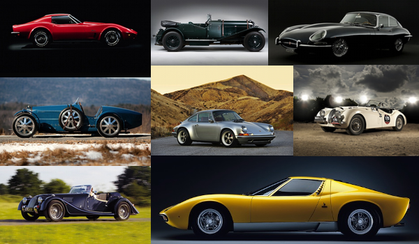 Classic Sports Cars  Sports Cars