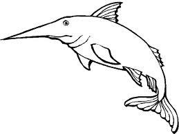 Disegni di animali marini da colorare for Immagini fondali marini da colorare
