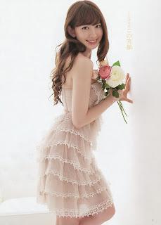 Kojima Haruna 小嶋陽菜 Young Jump March 4