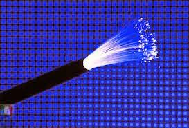 Ha un cuore disordinato la fibra ottica del futuro