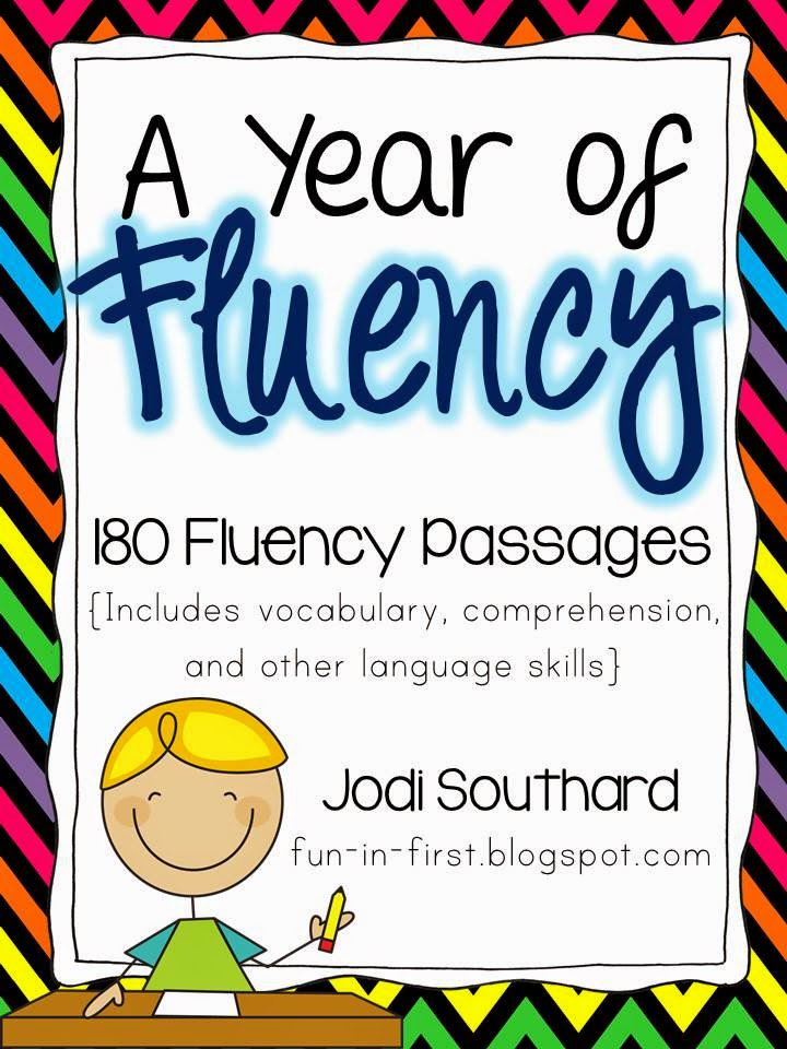 http://www.teacherspayteachers.com/Product/Fluency-for-the-Year-180-Fluency-Passages-and-Activities-to-Last-All-Year-649686