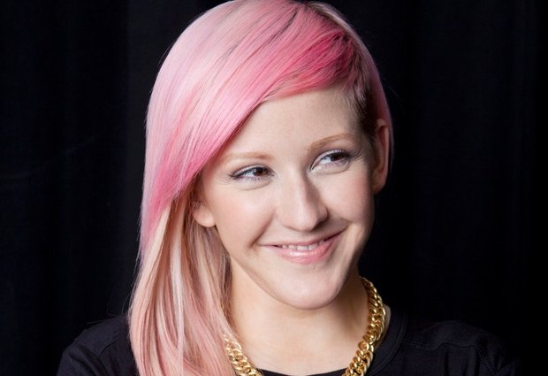 Ellie Goulding Was The Musical Command Performer At