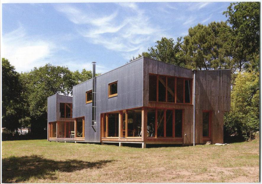 Architectures de cartes postales 1 maison de l 39 architecture de bretagne - Residence languedoc rennes ...