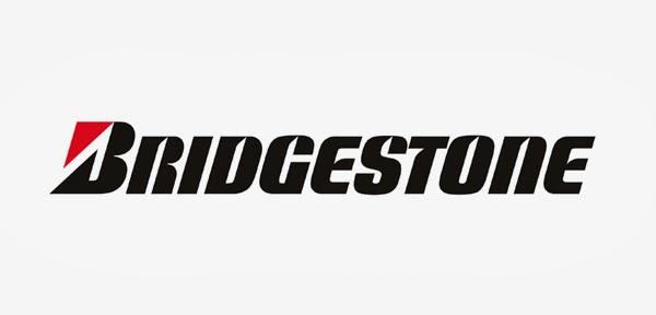 Bridgestone logo font download