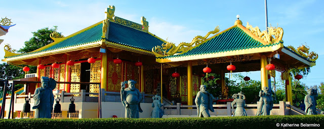 Kiew Tien Keng Shrine Phuket Thailand