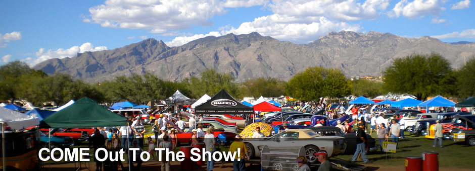 Car Show Tucson St Gregory