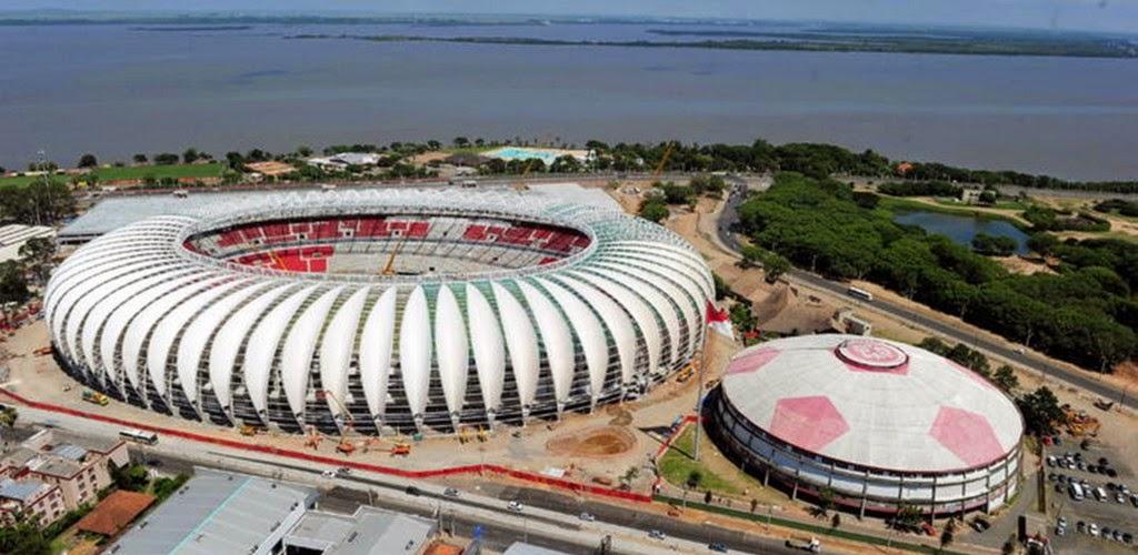 Brasil 2014: Los 12 estadios mundialistas