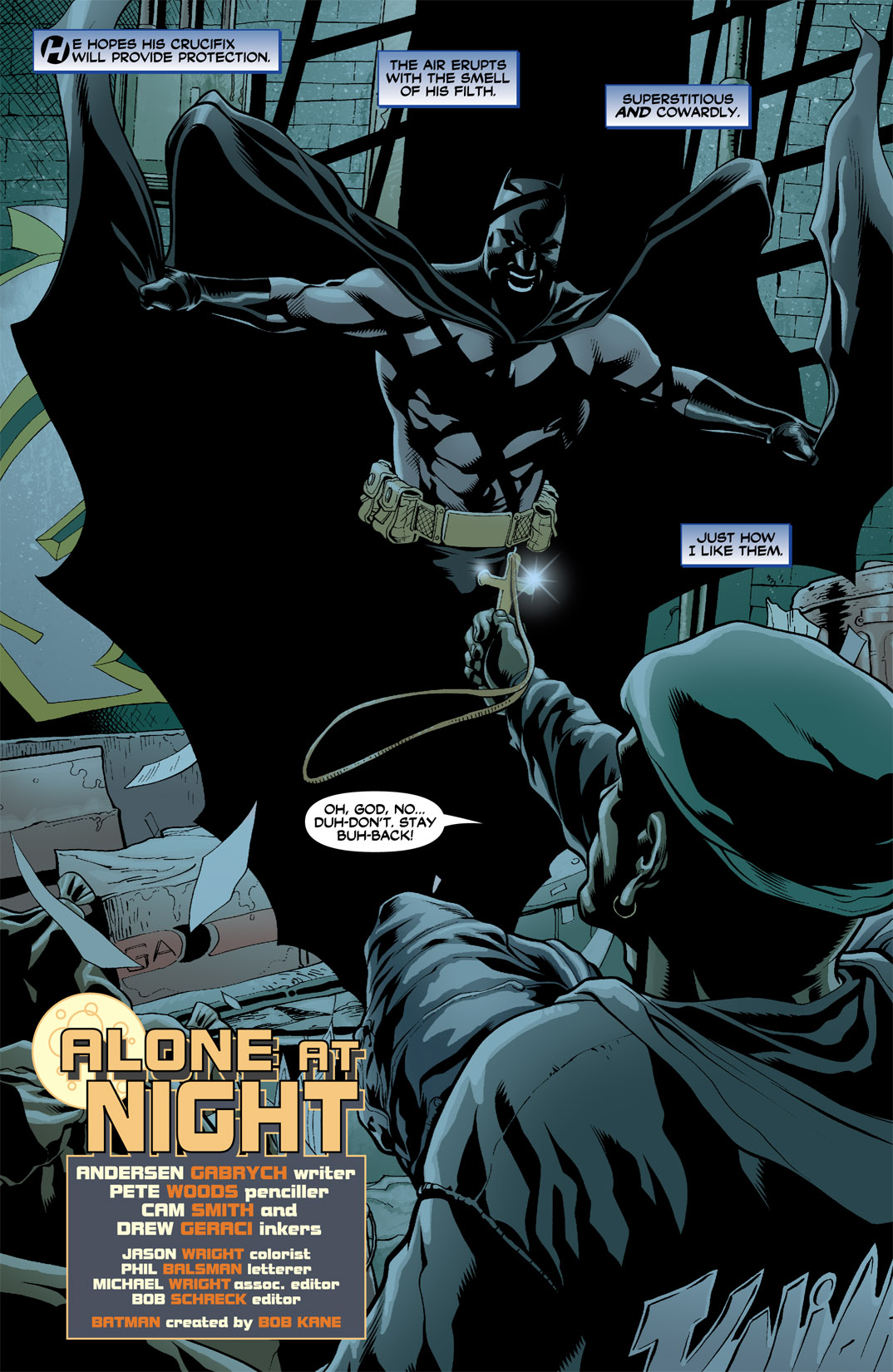 Detective Comics (1937) Issue #800 Page 4