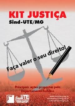 KIT JUSTIÇA - Sind-UTE/MG