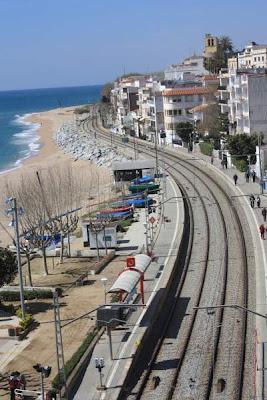 Sant Pol de Mar in Catalonia
