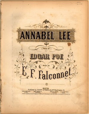 annabel lee music