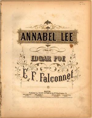 annabel lee music