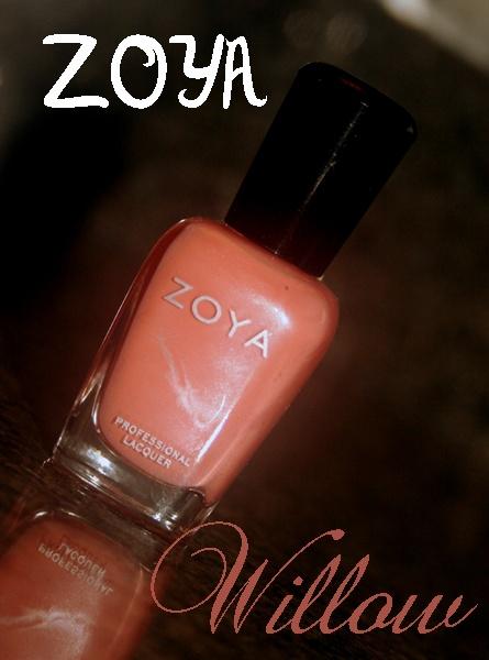 Zoya Nail Polish in Willow