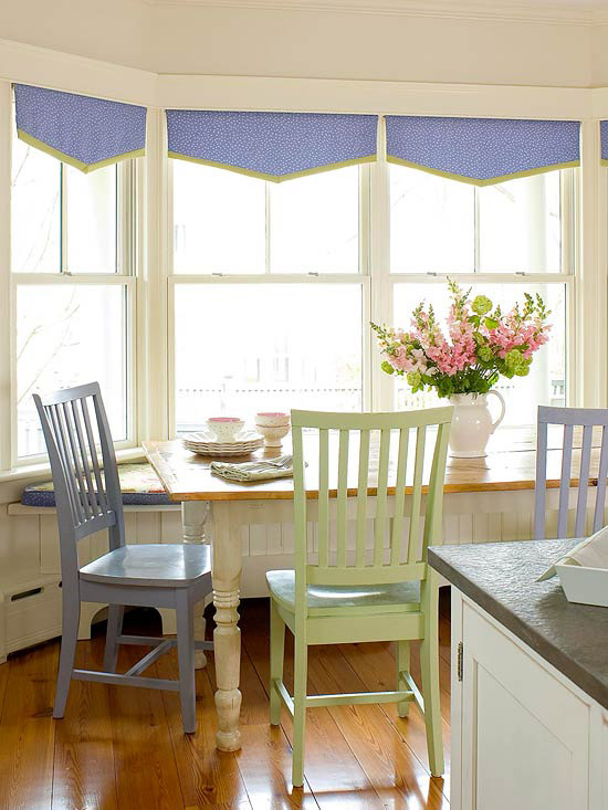 Window treatment design ideas 2012 easy projects you can Simple window treatments