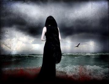 كلمات عن خيانة الحبيب - الحب والخيانة - فتاة امرأة بنت حزينة وحيدة - sad lonely woman girl
