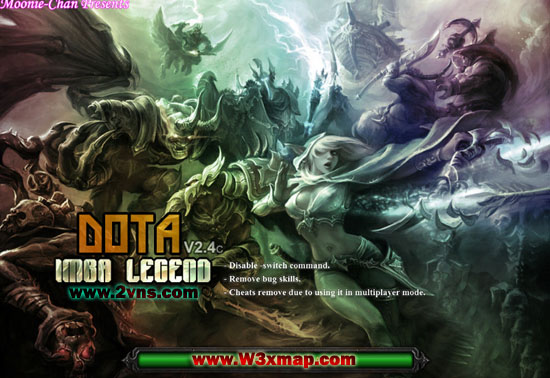 DotA Imba Legends V24cw3x