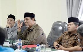MPU Aceh Larang Pengajian 'Salafi'