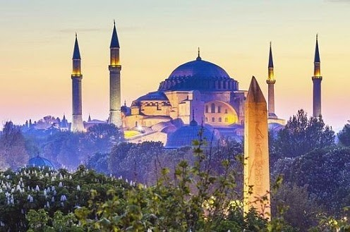 Tempat Wisata Peradaban Islam di Turki Eropa