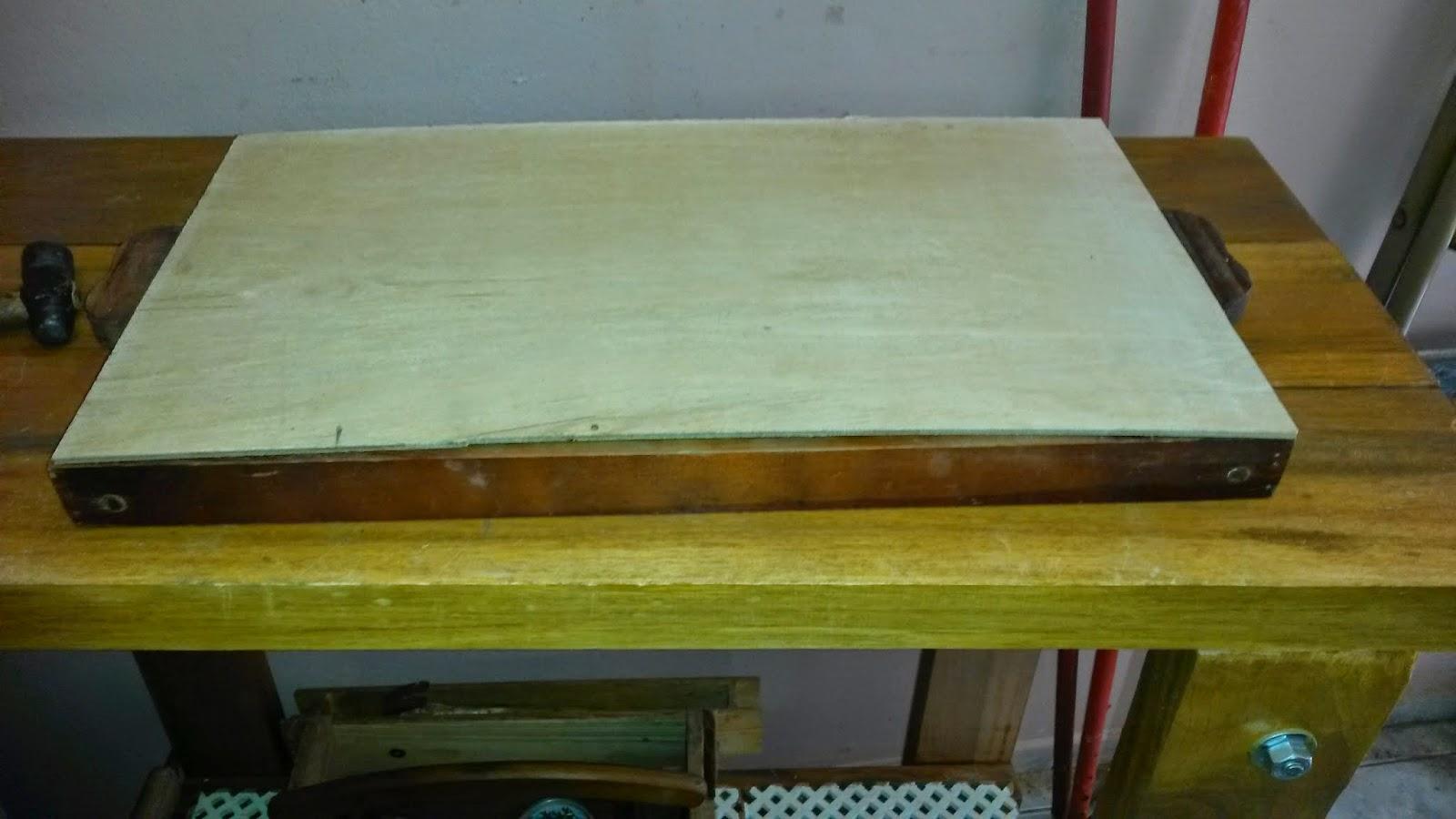 Oficina do Quintal: Como fazer uma bancada para Tupia #604614 1600x900