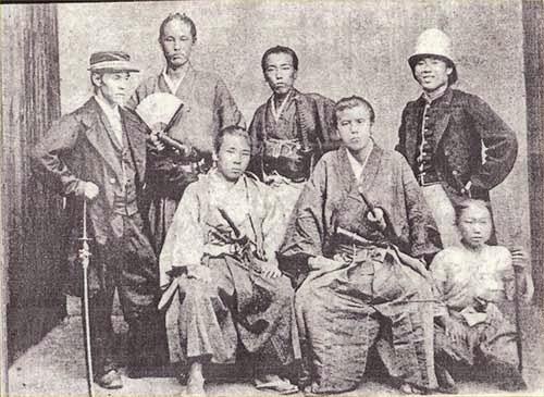 桂小五郎と伊藤博文
