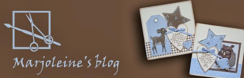 Marjoleine's blog