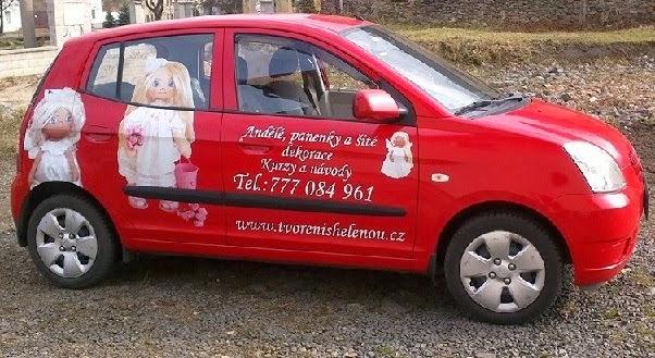 Najdete mě i na FACEBOOKU-klikněte na autíčko...