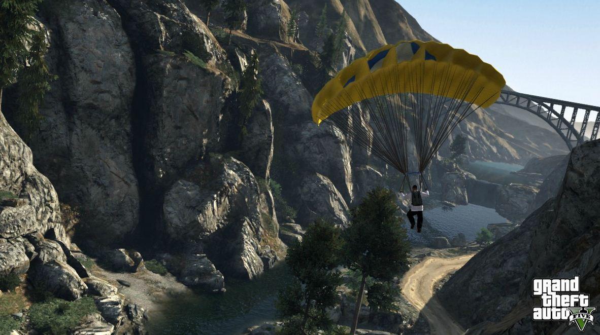 Grand Theft Auto (GTA) V Screenshots