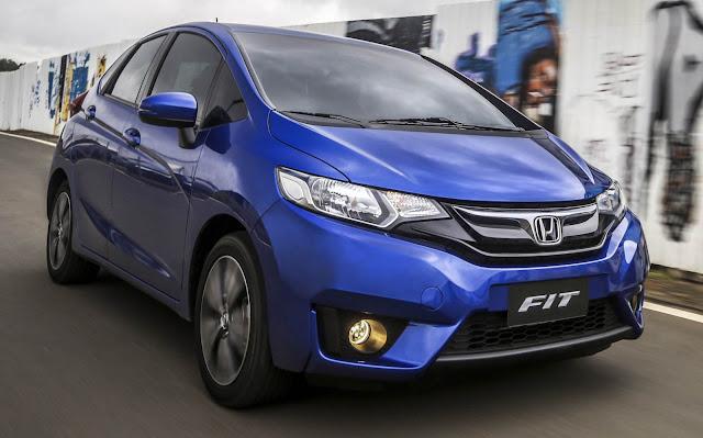 Honda FIT - recall