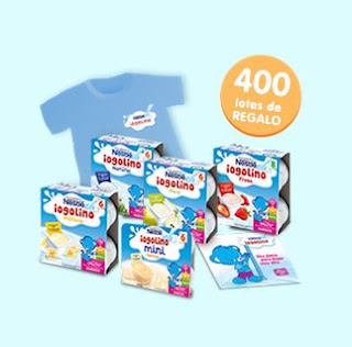 Prueba Iogolinio de Nestlé