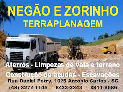 NEGÃO E ZORINHO