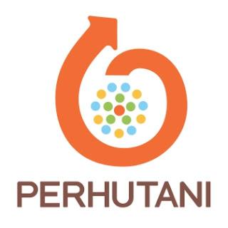 Logo BUMN Perhutani format Vektor CDR Coreldraw, download lambang perhutani