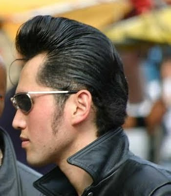 Psychobilly Hairstyle Men The psychobilly s tyle is a
