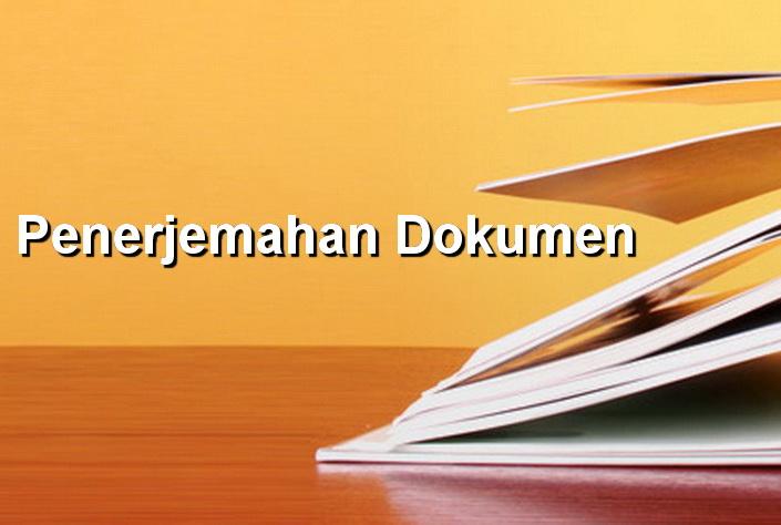 Penerjemahan Dokumen